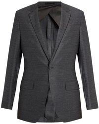 Kilgour - Single-breasted Notch-lapel Wool Blazer - Lyst
