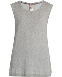 Todd Snyder - Muscle Cotton-blend Jersey Tank Top - Lyst