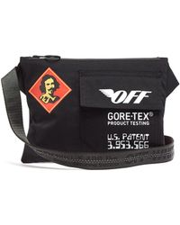 Off-White c/o Virgil Abloh - X Gore Tex Flat Pouch - Lyst