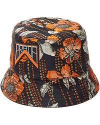 Prada Brocade Bucket Hat