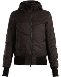 Canada Goose | Dore Hooded Shell Jacket | Lyst