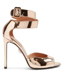 Samuele Failli - Jerry Leather Sandals - Lyst