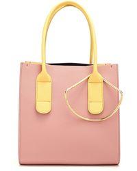 ROKSANDA - Mini Weekend Leather Bag - Lyst
