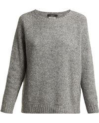 Weekend by Maxmara - Slouchy Alpaca Blend Sweater - Lyst