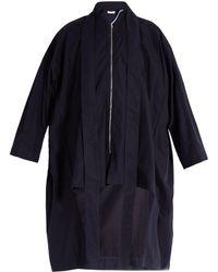 Palmer//Harding - Poet Brushed-cotton Bomber Jacket - Lyst