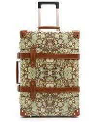"Globe-Trotter - - X Matchesfashion.com Centenary 20"" Cabin Suitcase - Womens - Multi - Lyst"