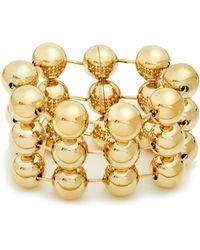 Balenciaga | Ball Bracelet | Lyst