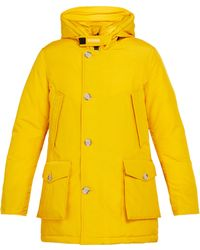 Woolrich - Arctic Down-filled Hooded Parka - Lyst