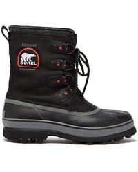 Sorel - Caribou Xt Canvas Snow Boots - Lyst