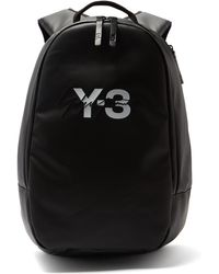Y-3 - Signature Logo Backpack - Lyst
