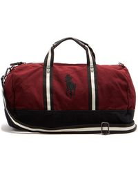 Polo Ralph Lauren - Cotton Canvas Holdall - Lyst