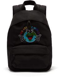 Balenciaga - Explorer Canvas Backpack - Lyst