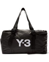 Y-3 - Logo Travel Bag - Lyst