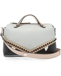 97767529e4bf Fendi - By The Way Monster Eyes Mini Bag - Lyst