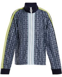 The Upside - Ash Ikat-print Jacket - Lyst