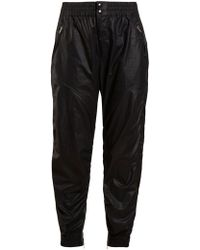 Isabel Marant - Marston Mid-rise Cropped Cotton Trousers - Lyst