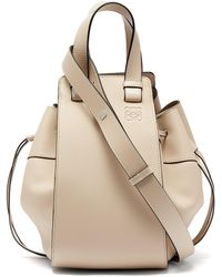 Loewe - Hammock Medium Leather Tote Bag - Lyst 1c962ce76ad0e