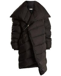 Marques'Almeida - Asymmetric Quilted Down Coat - Lyst