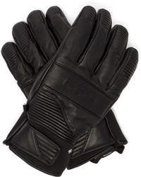 Bogner - Vico Leather Gloves - Lyst