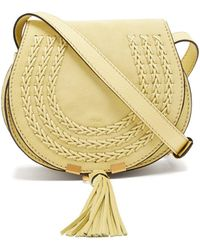 Chloé - Marcie Small Leather Cross-body Bag - Lyst