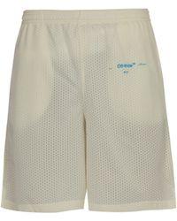 6e371899d0c3 Men s Off-White c o Virgil Abloh Casual shorts Online Sale