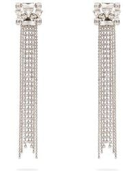 Dodo Bar Or - X Efrat Cassuto Elia Crystal-embellished Earrings - Lyst