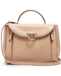 Ferragamo - Sophia Rainbow Small Leather Bag - Lyst