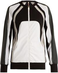 NO KA 'OI - Nola Zip Through Performance Jacket - Lyst