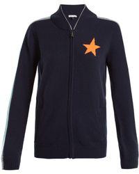 Bella Freud - Billie Intarsia-knit Cashmere-blend Jumper - Lyst