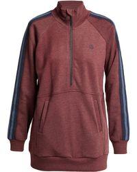 LNDR - Athletics Cotton Blend Sweatshirt - Lyst