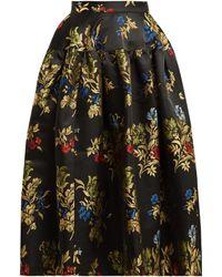 Marques'Almeida - Puffed Brocade Skirt - Lyst
