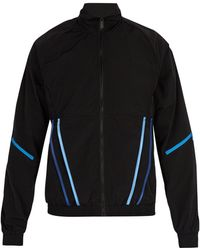 Cottweiler - Signature 3.0 Contrast Trim Shell Track Jacket - Lyst