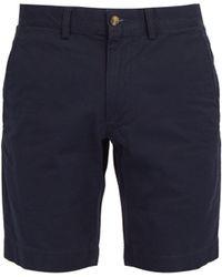 Polo Ralph Lauren - Short chino droit en coton mélangé - Lyst