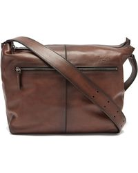 Berluti - Amplitude Leather Messenger Bag - Lyst