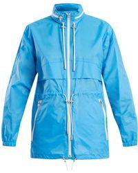 Étoile Isabel Marant - Cranden Lightweight Hooded Jacket - Lyst