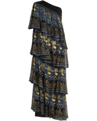 Zandra Rhodes - Archive I The 1969 Knitted Circle Dress - Lyst