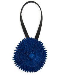 Loewe - X William Morris Calendula Flower Bag Charm - Lyst