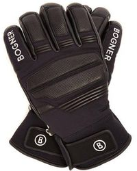Bogner - Agon Contrast-panel Ski Gloves - Lyst