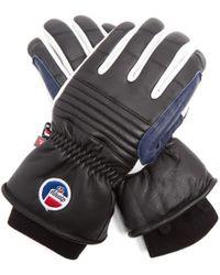 Fusalp - Askel Leather Ski Gloves - Lyst