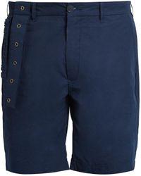 Craig Green - Cotton-twill Shorts - Lyst