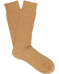 Pantherella - Gadsbury Pin Dot Socks - Lyst