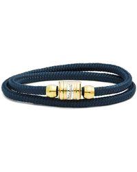 Miansai - Casing Rope Bracelet - Lyst