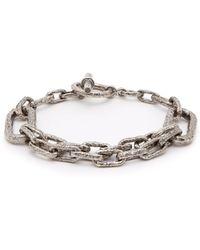 Pearls Before Swine - Chain Link Bracelet - Lyst