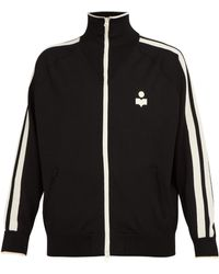 Isabel Marant - Danily Track Top - Lyst