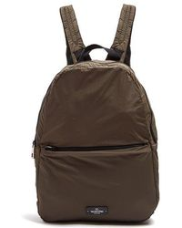 Valentino - Self-stowing Nylon Backpack - Lyst