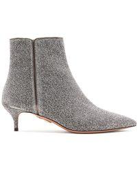 Aquazzura - Quant 45 Ankle Boots - Lyst