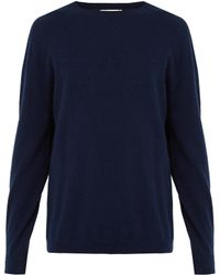 American Vintage - Crew-neck Cashmere Sweater - Lyst