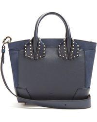 Christian Louboutin - Eloise Small Leather Cross-body Bag - Lyst