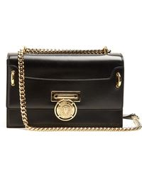 Balmain - Coin-embellished Leather Bag - Lyst