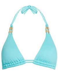 Biondi - Atlantis Triangle Bikini Top - Lyst